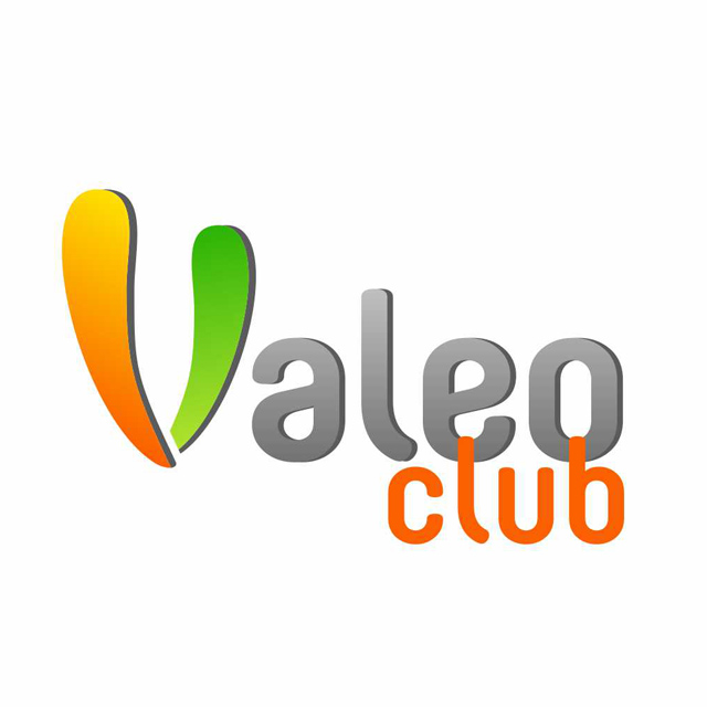 Логотип Valeo Club